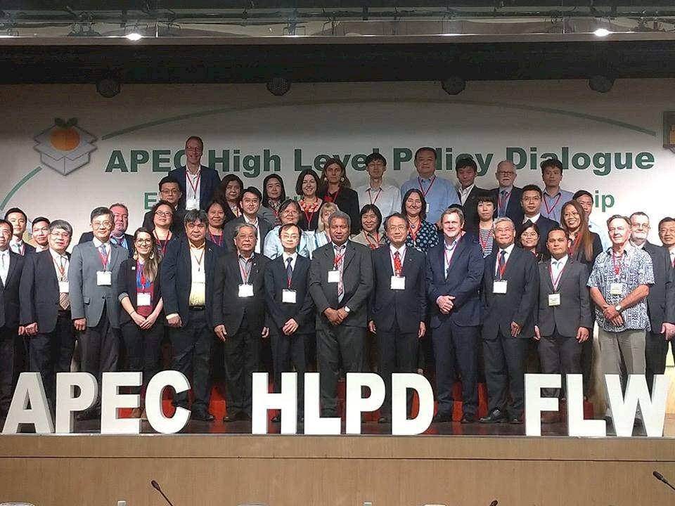 我倡APEC糧損計畫 今年提交