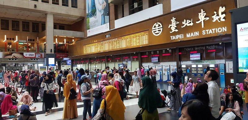 避免疫情風險 台北車站13日開齋節儀式取消