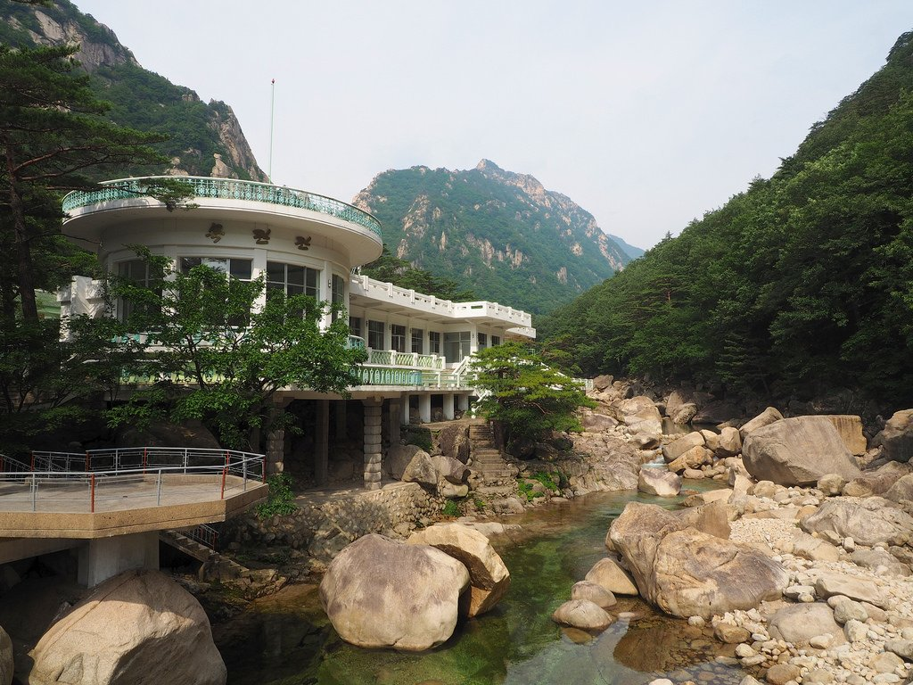 重啟金剛山及開城 北韓需要現鈔勝大米