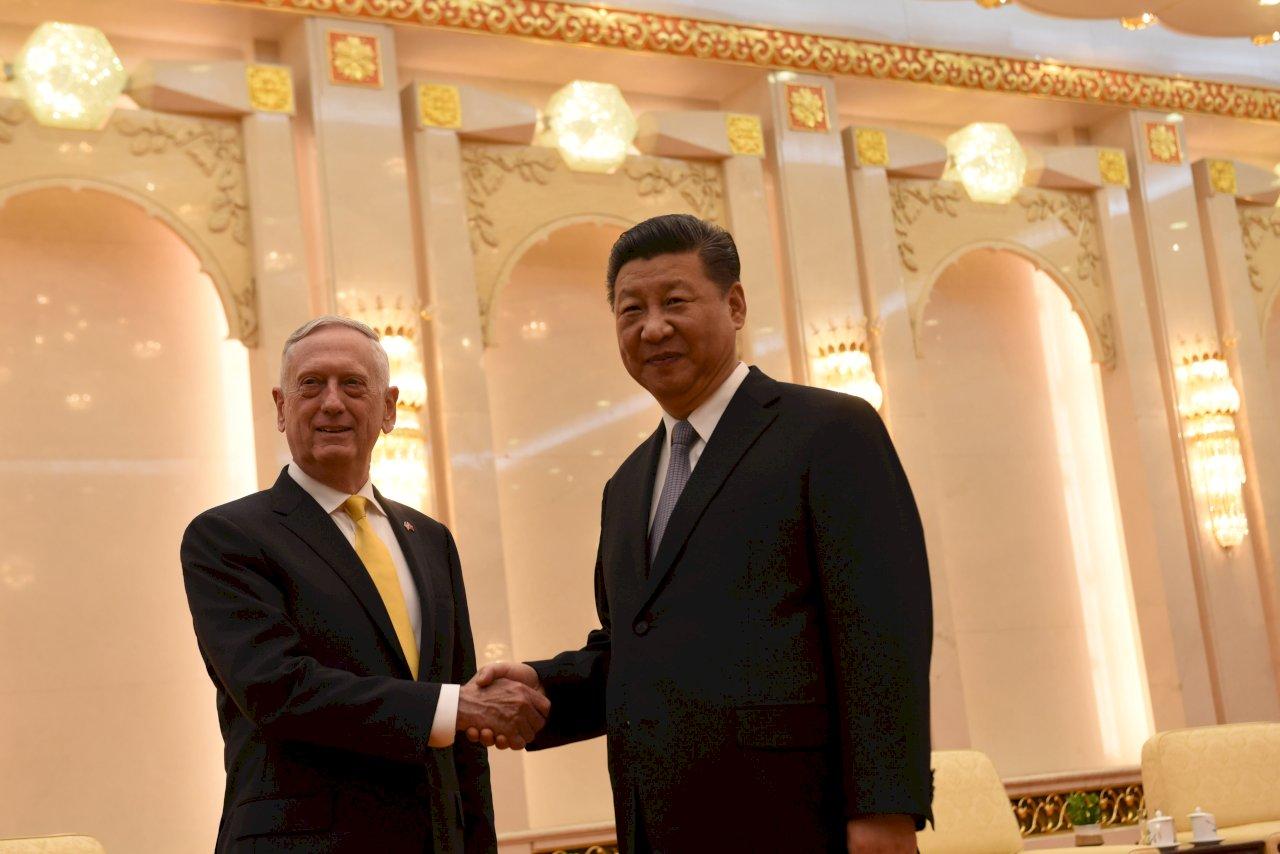 習近平:中國不製造混亂 也不放棄領土