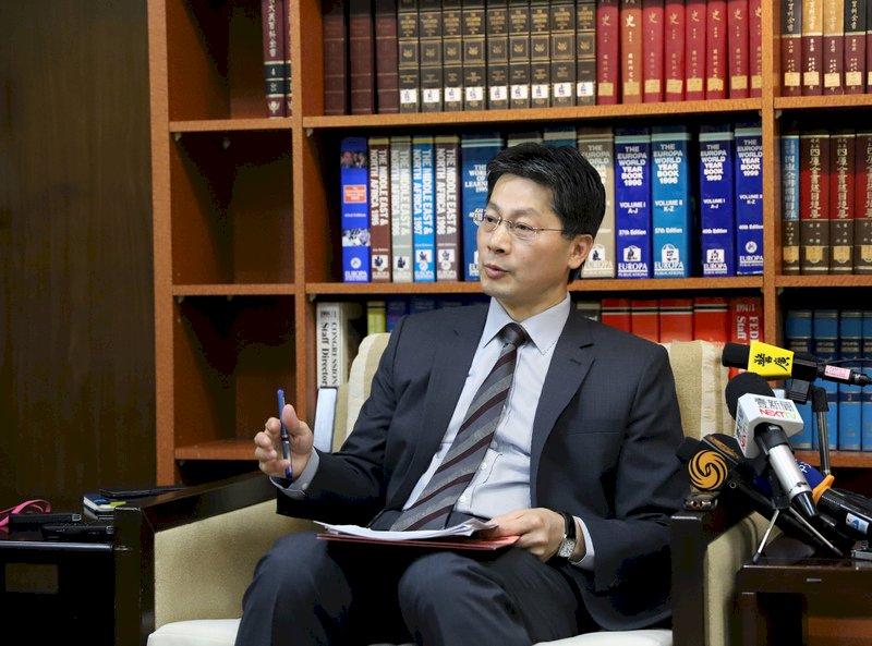 中國施壓航空業拒與美談判 外交部:歇斯底里