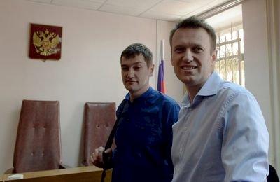 俄羅斯異議領袖胞弟 服刑期滿出獄