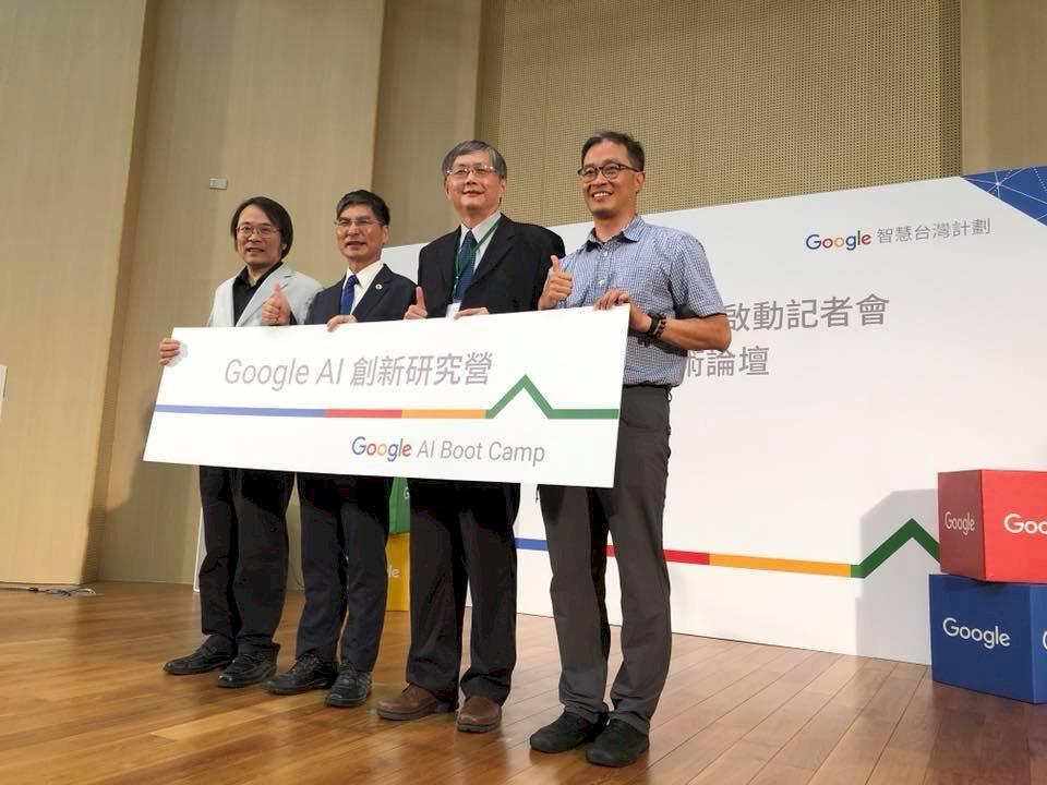 谷歌獵人才 簡立峰:台灣人不知自己多優秀