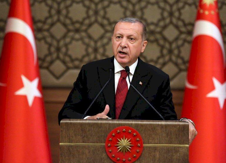 土耳其遞橄欖枝?艾爾段盼與美國共創雙贏