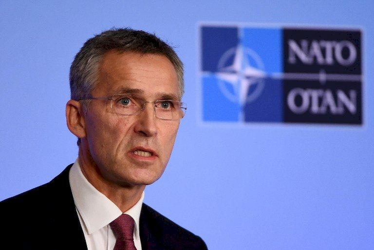 北約:俄國必須停止在烏克蘭邊界集結軍隊