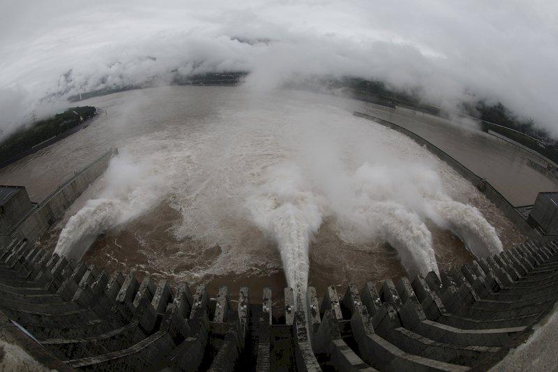 長江5號洪水通過三峽庫區 未來仍有暴雨