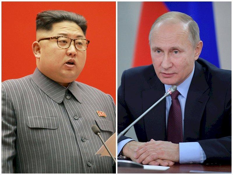 北韓證實 金正恩近期將訪俄與蒲亭高峰會