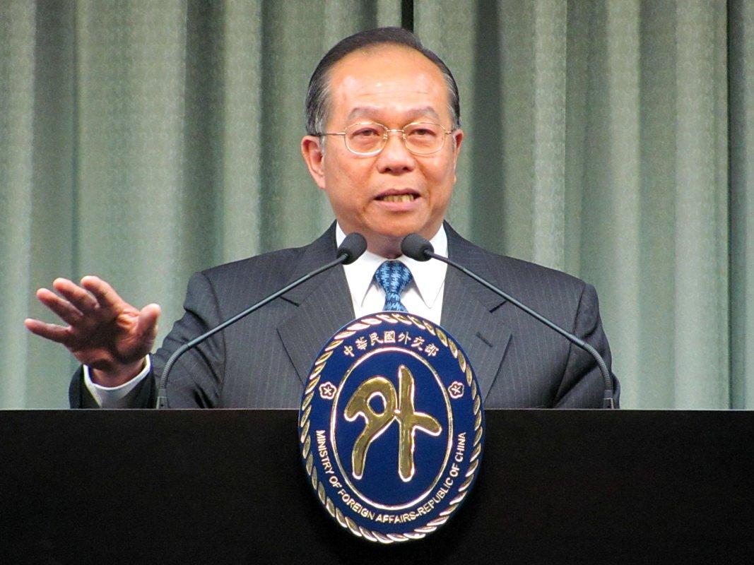 駐史瓦帝尼大使陳經銓已返台治療 情況穩定