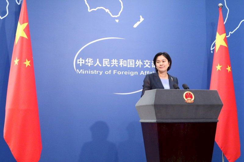 中國籲各國 停止對華為無端造謠與打壓