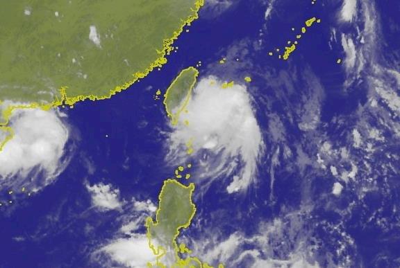 輕颱悟空最快今形成 氣象局不排除發海警