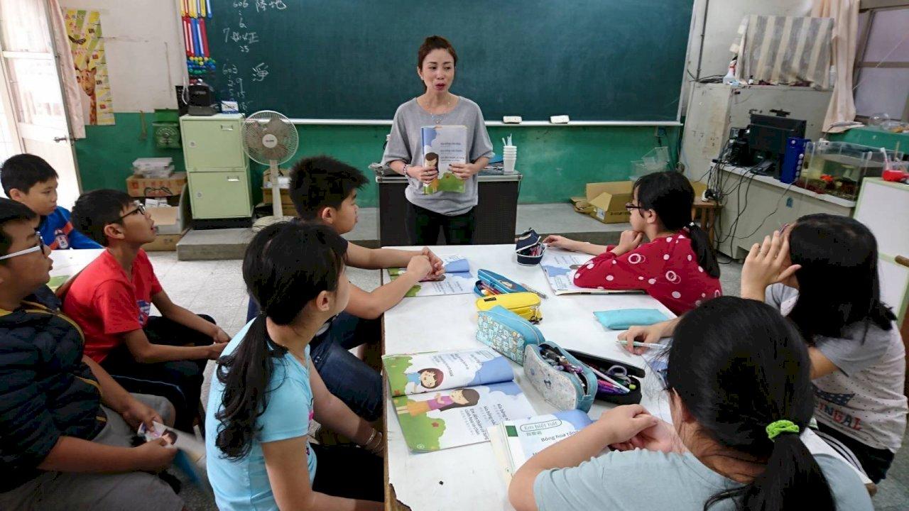 新課綱新住民語採差異化教學 1人選也開課
