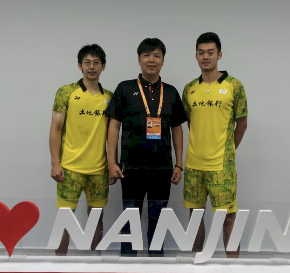 羽球世錦賽男雙無緣爭金 銅牌仍創台灣紀錄
