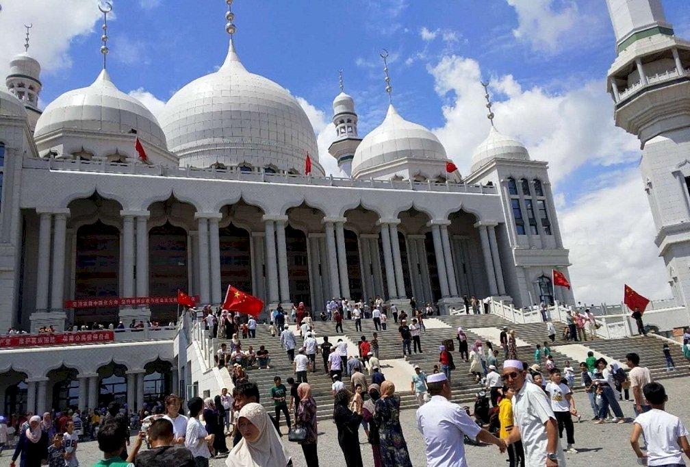 金融時報:中國打壓穆斯林 從新疆擴及寧夏
