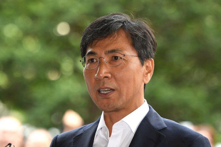 前文在寅接班人被控性侵 韓法院判無罪