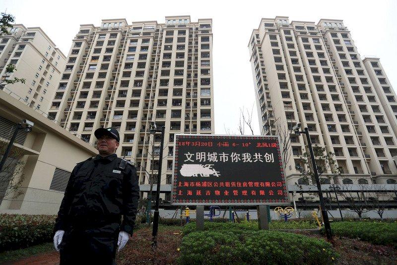 中國家庭財產城鄉差距大 住房是主要資產