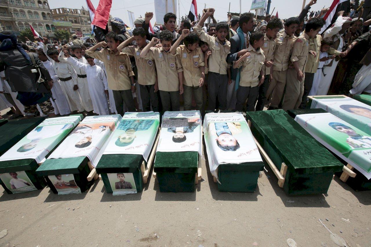 怒葉門兒童被炸 西班牙取消軍售沙國