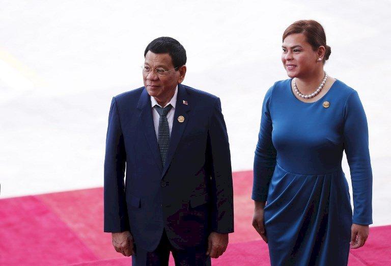 競逐菲律賓總統呼聲高!杜特蒂長女:2034年可能參選