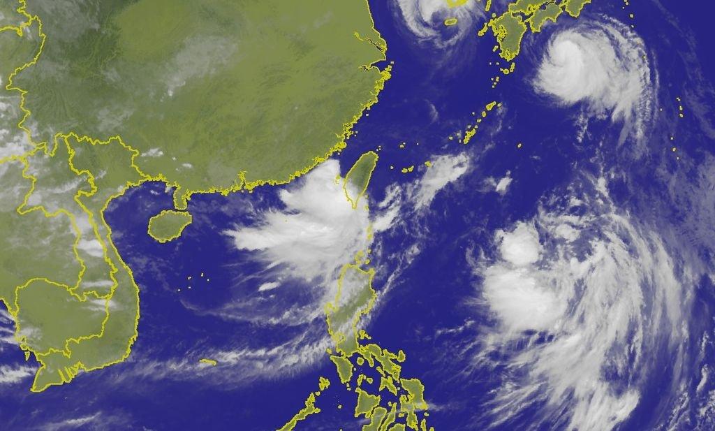 熱帶性低氣壓水氣多 嘉南高屏5縣市大豪雨