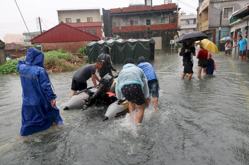 0823豪雨釀災主因 水利署:雨量超過百年重現期