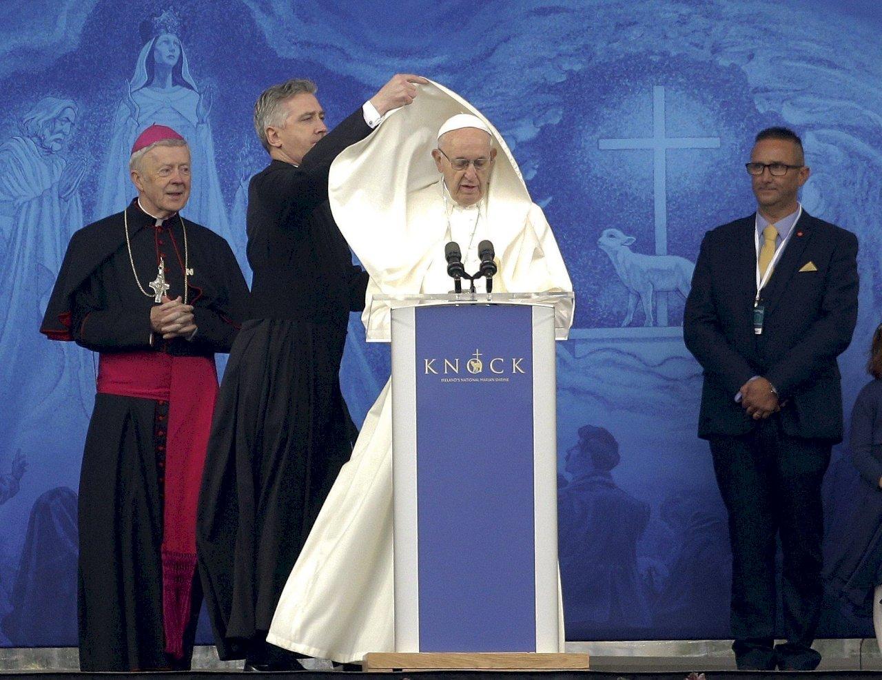 教廷前大使:教宗早知性侵事件 應請辭