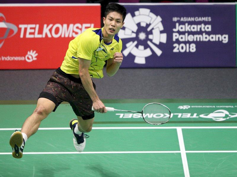 印尼亞運/周天成拿下金牌戰門票 隊史第一人