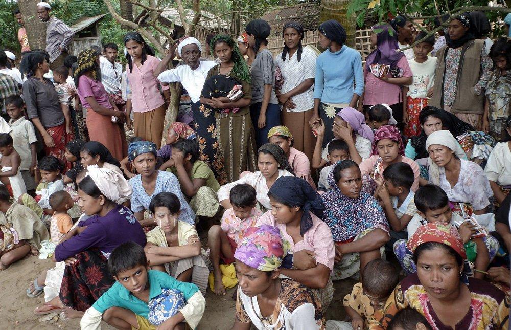 緬甸影子政府邀加入反軍政府聯盟 洛興雅人態度謹慎