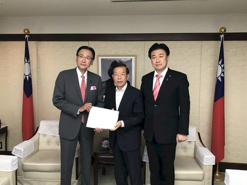 中國挖我邦交國 日本超黨派議員力挺台灣