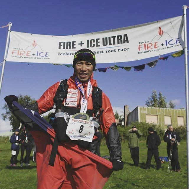 冰島250公里超馬賽 陳彥博逆轉獲總冠軍