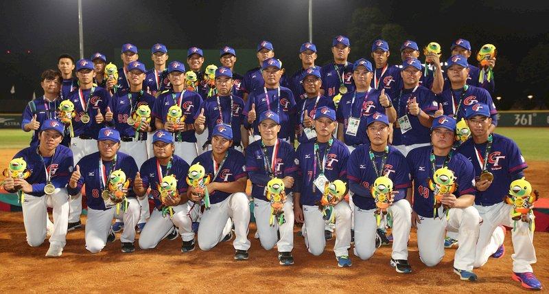 印尼亞運/業餘球員打出一片天 抉擇不同一樣愛棒球