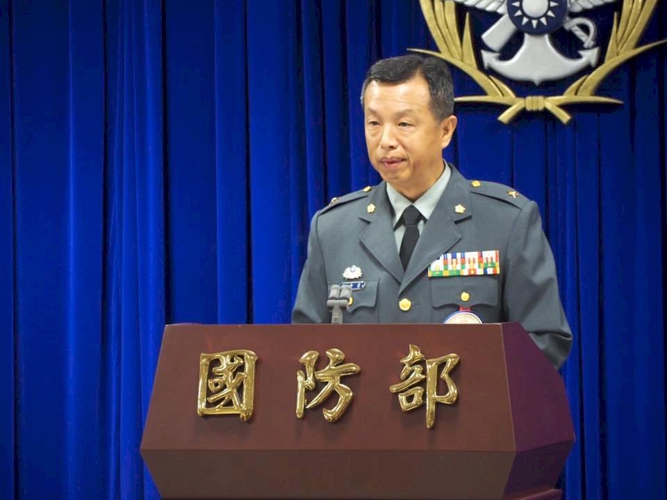 法艦通過台海 國防部:民船軍艦都能掌握