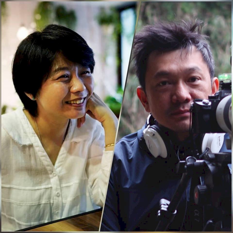 第十屆金馬電影學院  黃信堯、姜秀瓊任導師