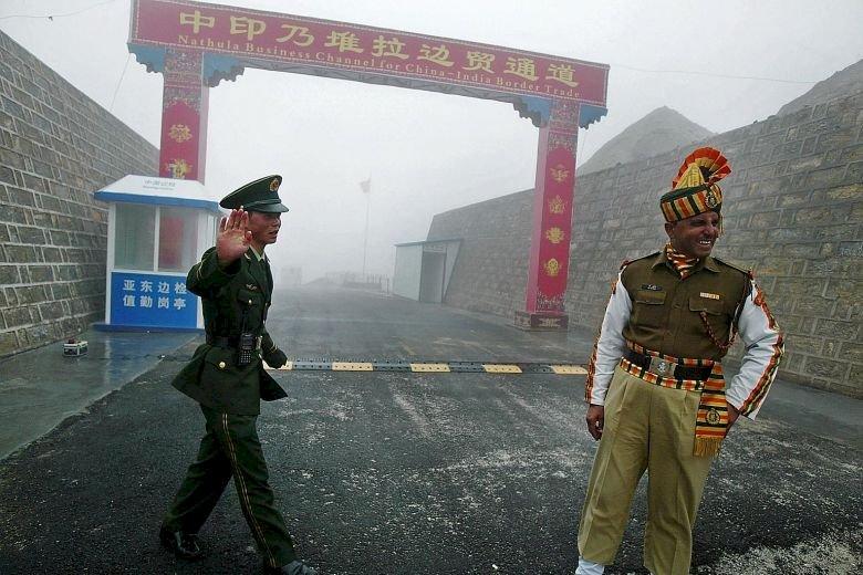 中印部隊邊境3地區陣地往前推進 局勢仍緊張
