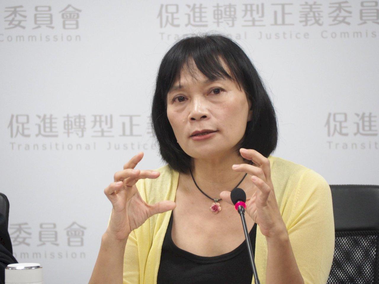 要求司法院解密大法官檔案 楊翠:絕無行政凌駕司法