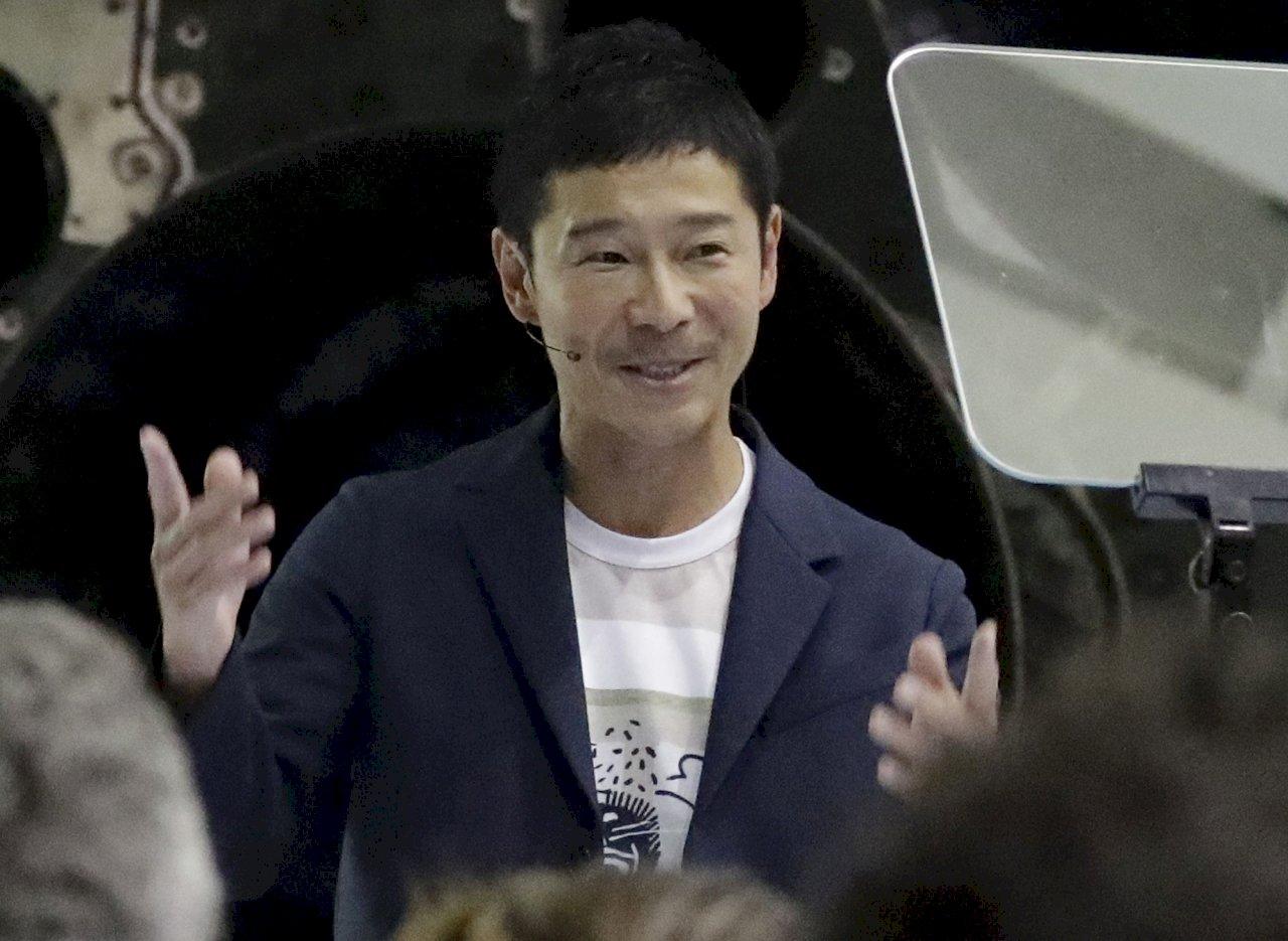 全球8人募集中!日本富豪SpaceX繞月之旅徵你同行