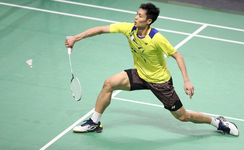 中國羽球公開賽 周天成晉級八強