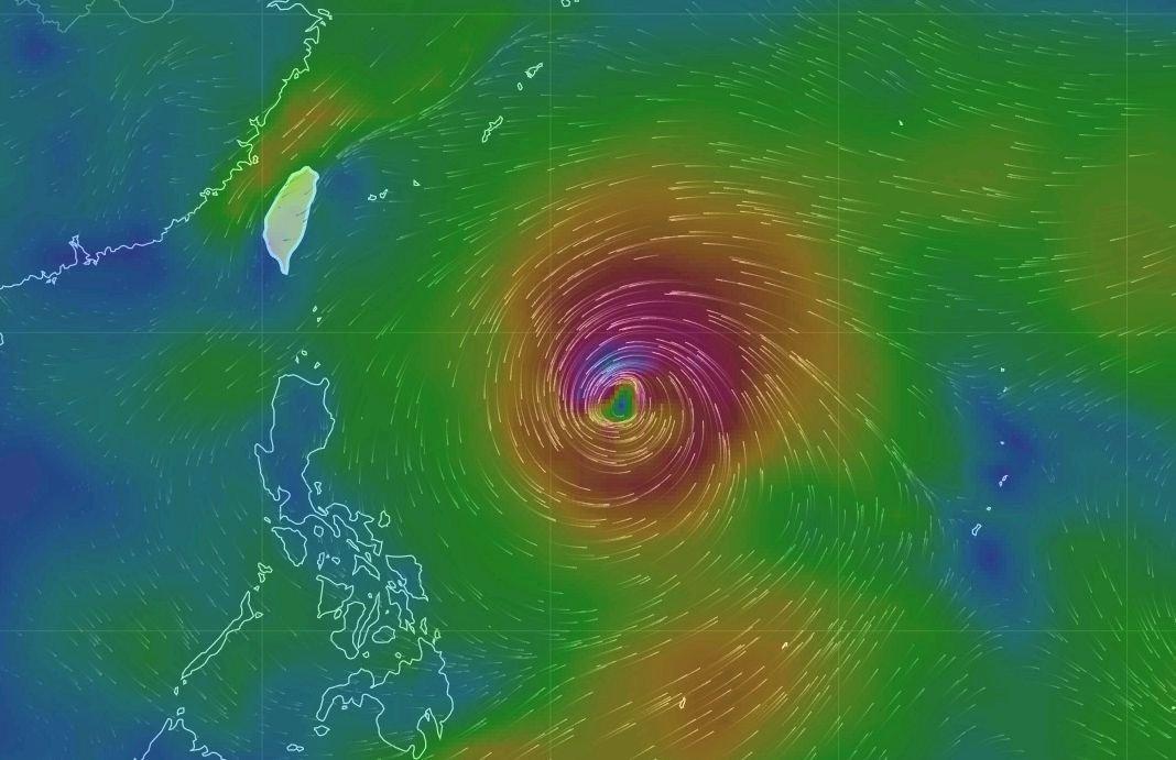 東北風增強北台灣有雨 潭美估午後轉強颱