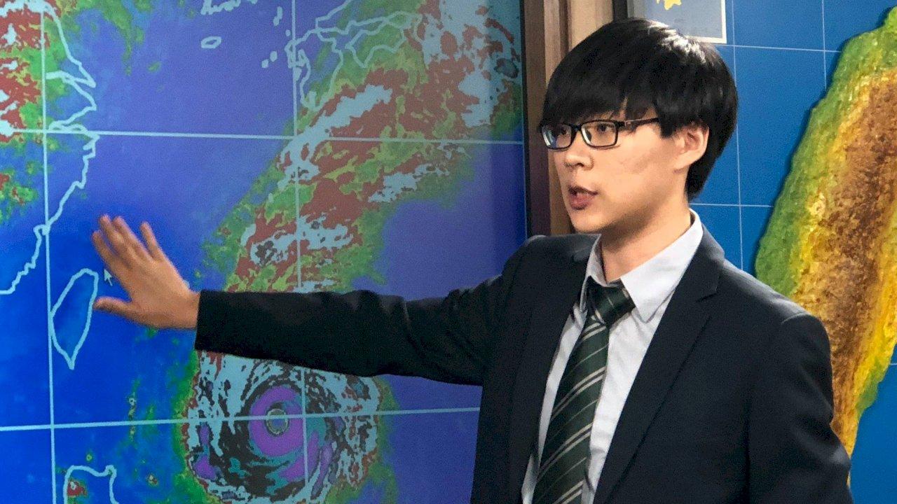 強颱潭美估周五、周六擦邊過 襲台機率大減