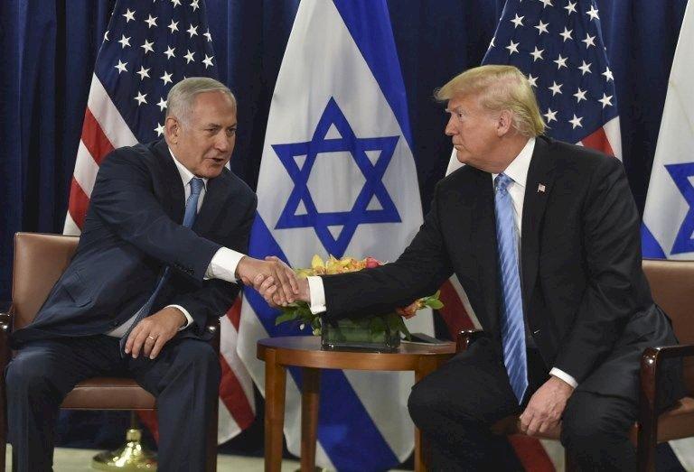 川普支持兩國方案 阿巴斯拒美調解中東和平