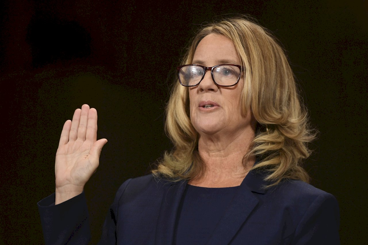 女教授作證控性侵過往 Metoo受害人吐心聲