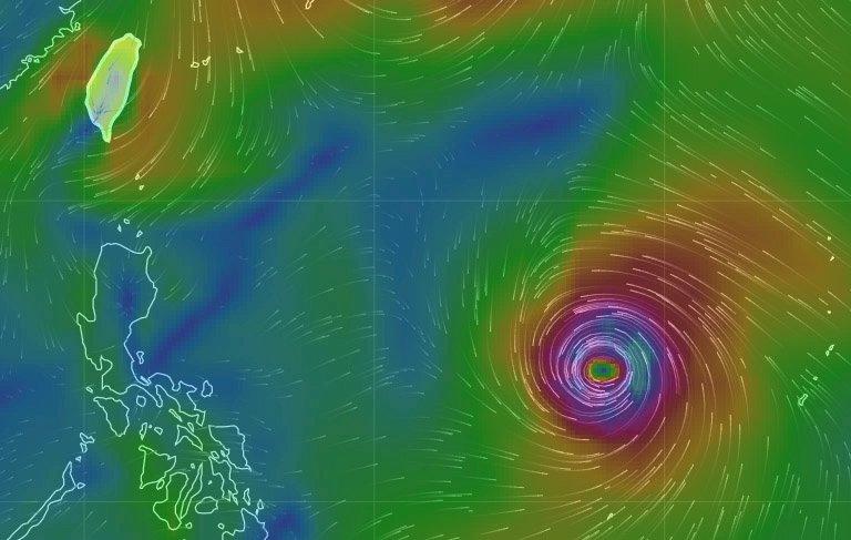 康芮增強為中颱  是否影響台灣變數仍多