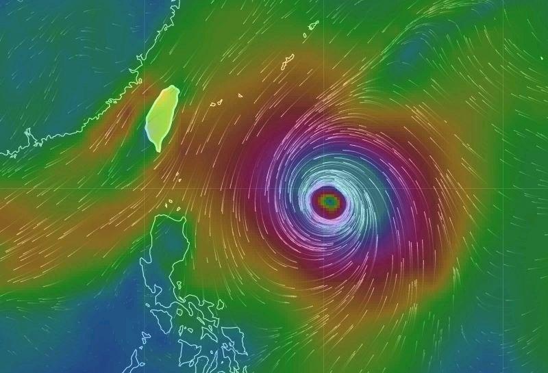 康芮海上警報機率降低 4日起北東降雨