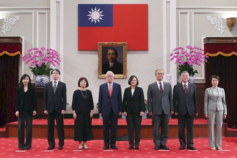 張忠謀任APEC代表 陳美伶:不二人選