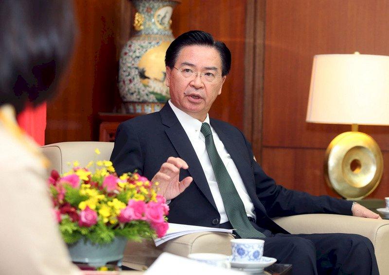 吳釗燮:中國在APEC搞小動作 硬塞一中原則