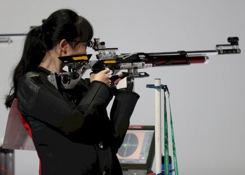 射擊陳妘筠亞運到青奧持續進步 未來性看好