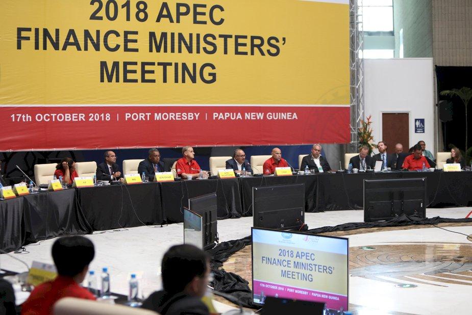 APEC財長會議:美中貿易戰危及全亞太