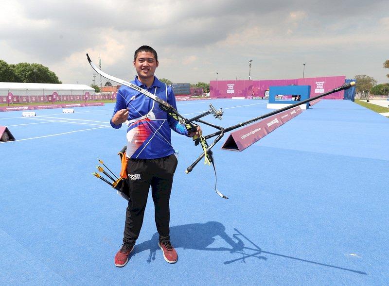 射箭湯智鈞青奧無緣獎牌戰 更敢做目標奧運