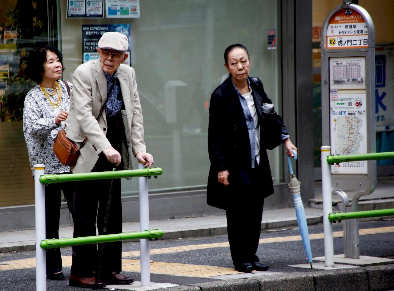 研究單位推估 日本2040年將成高齡獨居大國