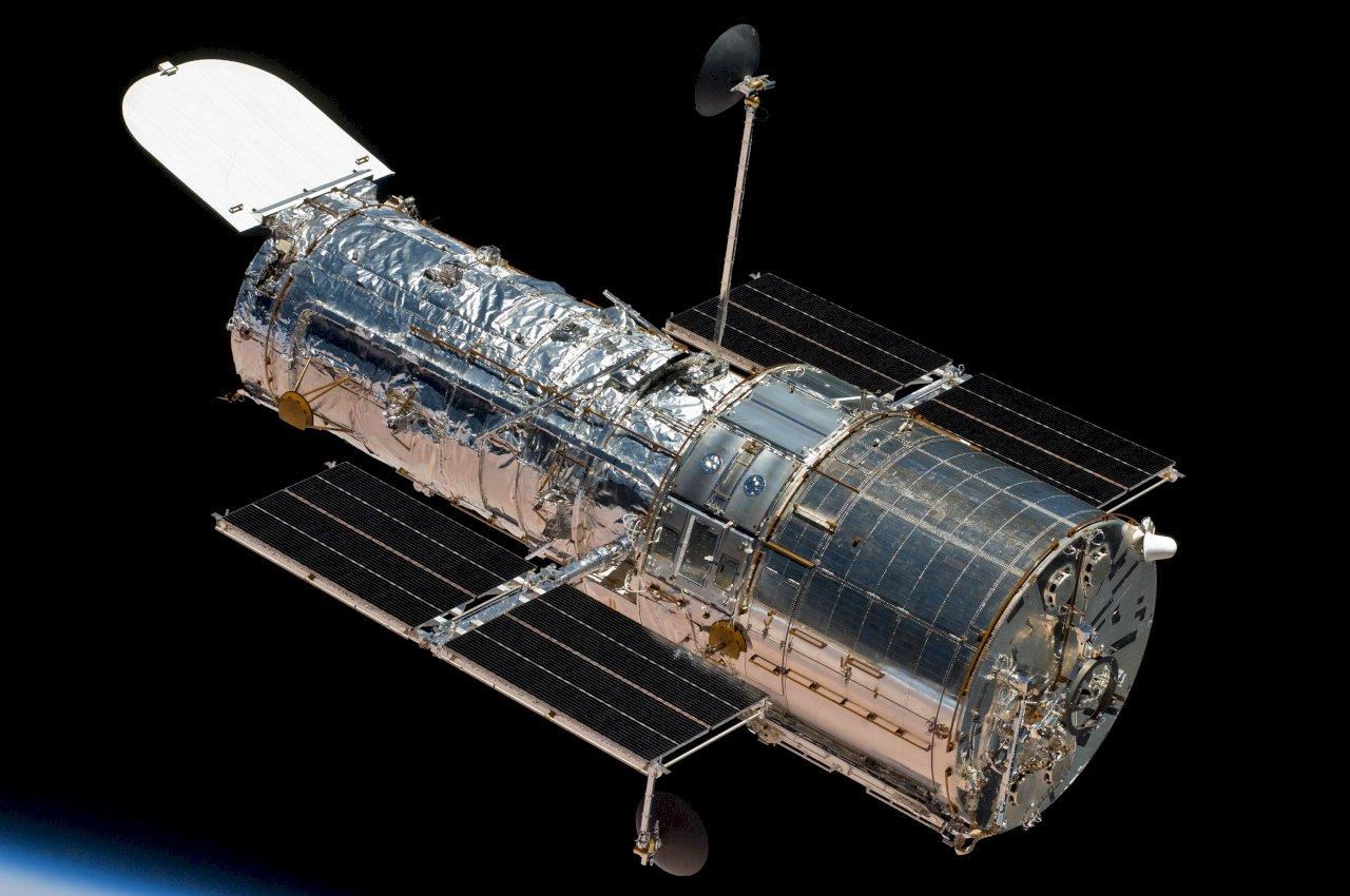 NASA:哈伯太空望遠鏡發生故障