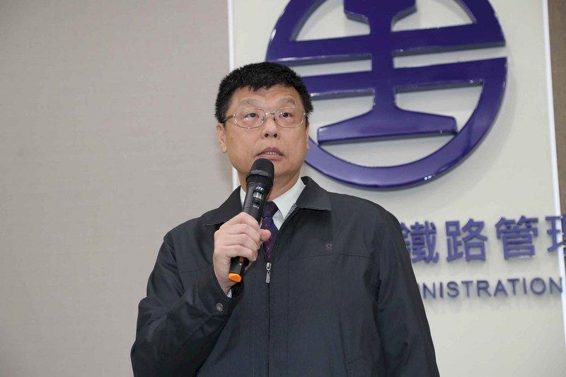 新台鐵局長杜微  蘇揆盼緊盯台鐵改革