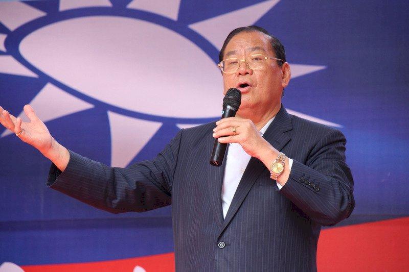 國民黨曾永權帶隊 低調赴廈門參加海峽論壇